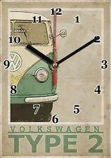 WANDUHR AUTO ,Volkswagen Kombi, Pub Vintage - cox-pub-02hm