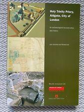 Holy Trinity Priory, Aldgate, City of London: Schofield Lea Paperback 2005