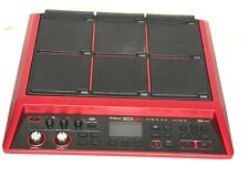 Roland SPD-SX Special Edition Percussion Sampling Pad Drum 16GB Red