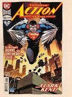 Action Comics #1001 Superman Bendis DC Comic 1st Print unread NM