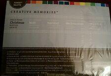 Creative Memories Album Kit-Christmas