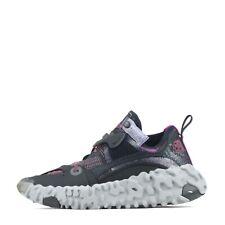 Nike Overreact Flyknit ISPA 2020 Men's Trainers Shoes Black / Blue UK 6-8.5