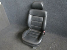 LEDER Beifahrersitz VW Passat 3BG Sportsitz Sitz Ausstattung schwarz