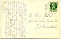 """BAYERN ANGER, 1915 herrliche s/w AK echtes Photo Gesamtansicht, selt. K1 """"ANGER"""""""