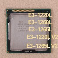 Intel Xeon E3-1265L V2 E3-1220L V2 E3-1265L E3-1260L E3-1220L LGA 1155 CPU