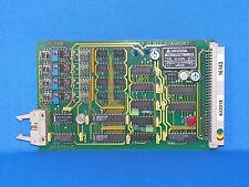 Toolex D/A Converter Card 632018