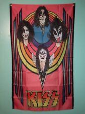 Kiss flag 3'x5'