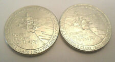 2005 P & D JEFFERSON NICKEL OCEAN IN VIEW (2 COINS)    **FREE SHIPPING**