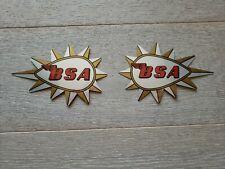 BSA Logo Tank Stickers