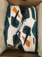 Nike Air Trainer Classic Miami Dolphins Bo Jackson Low Sz 10