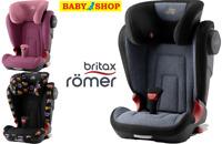 Car seat Britax Römer KIDFIX 2 S forward facing 15-36 kg Autositz 3.5-12 years