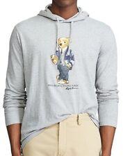 Polo Ralph Lauren Men's Polo Bear Hooded T-Shirt - Size L