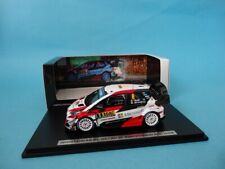 TOYOTA YARIS WRC #8 - OTT TANAK  1st RALLY GERMANY 2018 1/43 NEW SPARK TOY13143G