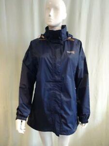 Regatta Great Outdoors Waterproof Coat with Hood Size 16