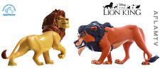 Lion King Simba vs Scar PVC figure Applause Figurine Disney Mufasa Guard