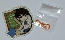 Cardcaptor Sakura Animate Cafe exclusive Clamp Touya / Toya acrylic keychain