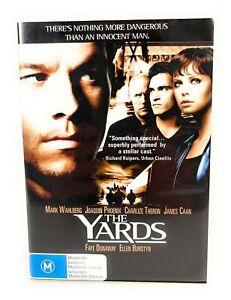 The Yards (DVD, 2000) Mark Wahlberg Region 4 Free Postage