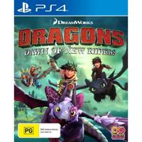 Dragons Dawn Of New Riders How To Train Your Dragon Game Sony Playstation 4 PS4