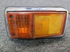 FRONT FENDER LAMP LEFT OEM HONDA CIVIC CVCC 1200 1500 1975 1976 1977 1978 1979