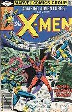 Marvel Amazing Adventures featuring the X-Men #2 (1979) Mid Grade