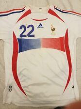 Maillot camiseta maglia jersey trikot France 2006 Ribéry xl