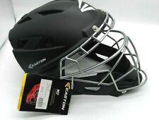Easton Rival Grip Catchers Matte Black Helmet Size Small M7C-Grip Bk A165320 BK