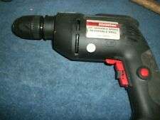 """Drill Master 3/8"""" Variable Speed Reversible Electric Drill Tool 03670"""
