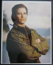 JEFF FAHEY JSA 8x10 AUTO CERTIFIED AUTHENTIC SIGNATURE - THE MARSHAL - A152