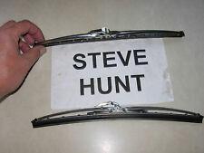 SH02 AUSTIN HEALEY 3000  SS WIPER BLADES NEW X 2   STEVE HUNT WIPER PARTS
