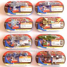 Complete Set !! Space Battle Ship YAMATO 35th Japan TV series Promo Mini Figures