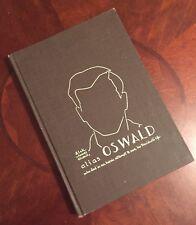 Alek James Hidell, Alias Oswald by W. R. Morris; R.B. Cutler COLLECTORS EDITION