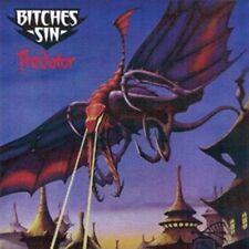 CD Bitches Sin-Predator + 12 BONUS TRACK/NWOBHM