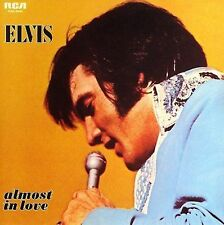 Almost in Love by Elvis Presley (CD, May-2006, Sony Music Distribution)