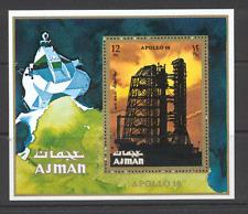 AJMAN spazio/Apollo 16 M/S ref:s2845