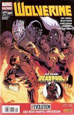 Comic - Marvel NOW - Wolverine und Deadpool Nr. 9 von 2014 - Panini Verlag deut.