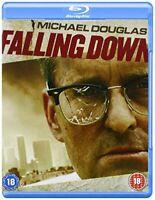 Falling Down [Blu-ray] [1993] [Region Free] [DVD][Region 2]