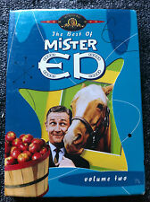 THE BEST OF MISTER ED - Vol.2 - US DVD - REGION 1 - FACTORY SEALED -