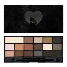 Makeup Revolution I Heart Makeup Eyeshadow palette  Black Velvet