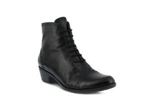 Women's Spring Step Jaru Black Size US 8.5 EU 39