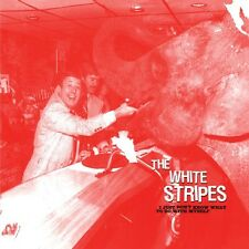 """The White Stripes - I Just Don't Know What To Do With 7"""" Record - BRAND NEW"""