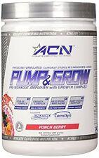 ACN Pump & Grow Punch Berry UPC: 700220028036