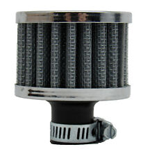 """Crankcase/Turbo Vent Universal Breather Air Filter 12mm - 1/2"""" MINI Air Intake"""