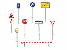 Faller 272450 Verkehrsschilder Set N Bausatz Neu