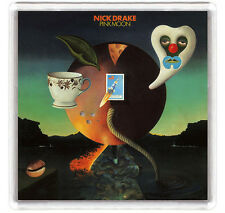 NICK DRAKE - PINK MOON LP COVER FRIDGE MAGNET IMAN NEVERA