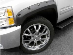 Front and Rear Fender Flare For 17-21 Ford F250 Super Duty F350 F450 FJ78J5