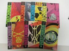 "FINE/VF ""WATCHMEN #1-7"" Comic Books Lot 1986-1987 DC Vols. #1, 2, 3, 4, 5, 6, 7"