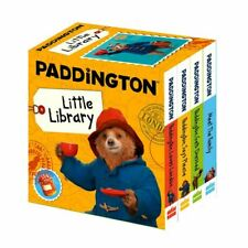 Paddington Bear First Books Little Library - Newborn Baby Gifts