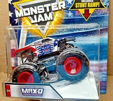 Hot Wheels Monster Jam Max-D 2 of 5 STARS and STRIPES Collection american flag