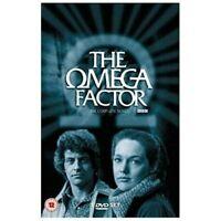 Nuovo The Omega Factor - la Serie Completa DVD Regione 2