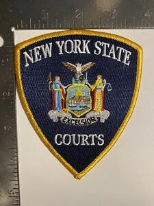 NEW YORK STATE COURTS PATCH